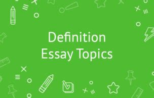 Chemistry term paper topics